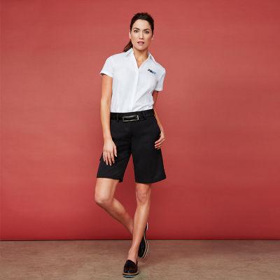 BS10322 Ladies Detroit Custom Corporate Shorts