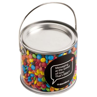CC004D M&M Filled Medium Corporate Buckets - 400g