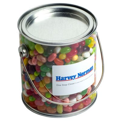 CC005M Jelly Belly Beans Filled Big Corporate Buckets - 850g