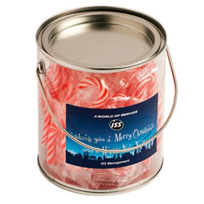 CCX018 Candy Cane Filled Big Branded Buckets