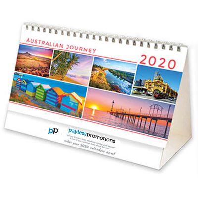 DT07 13 Pages Custom Desk Calendars - Australian Scenic