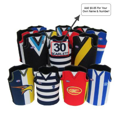 EWS16 Sublimated Jersey Stubby Holders - Full Photo Print (Made Local & Fast)