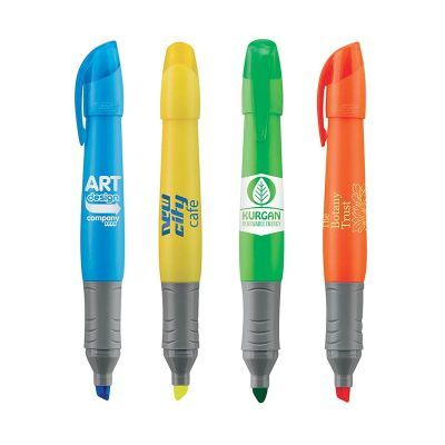 G3222 Brite Liner Grip XL Logo Pens - On Clearance