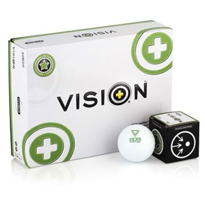 GBV Vision ProSoft Printed Golf Balls