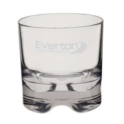 GLPC852603P 310ml Tropic DOF Branded Plastic Glasses