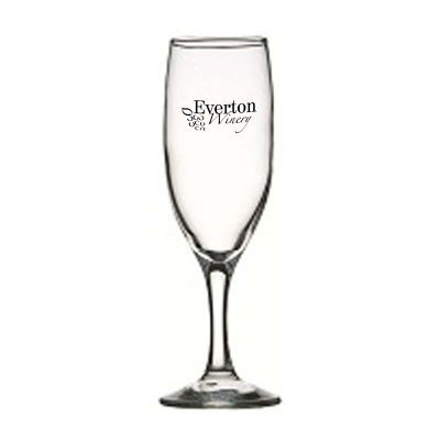 GLWG744019 190ml Crysta III Flute Promotional Wine Glasses