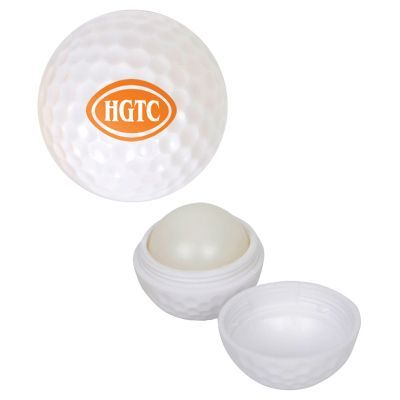 H626 Golf Ball Sunscreen Moisturising Custom Lip Balm