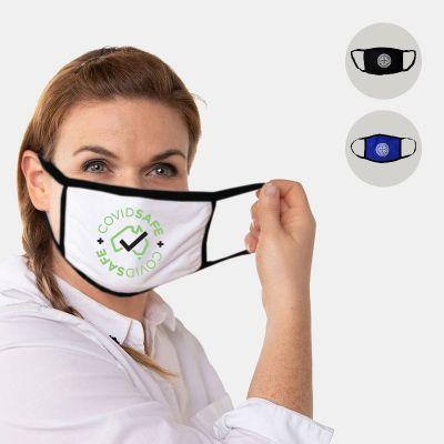 H337 Reusable 2-Ply Cotton Face Masks