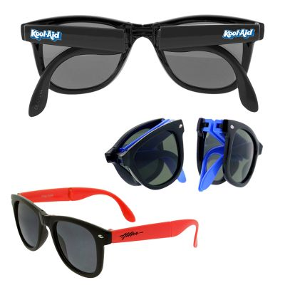 J621 Collapsible Frame Retro Custom Sunnies