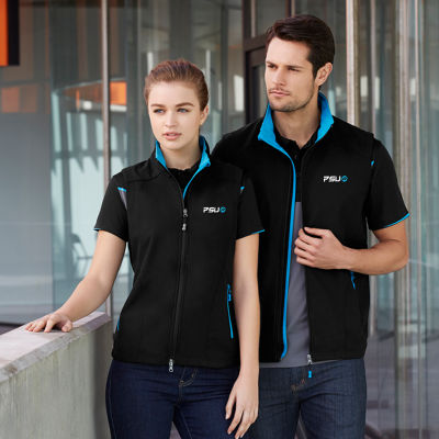 J404L Geneva Ladies Vest Corporate Fashion Vests