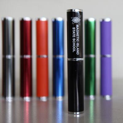 JP055 Metal Tube Promotional Single Pen Gift Boxes