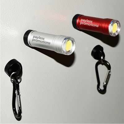 JTT012 Chips On Board Printed Carabiner Torches
