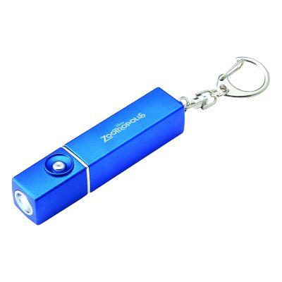 L345 Get Lit Promotional Torch Keyrings