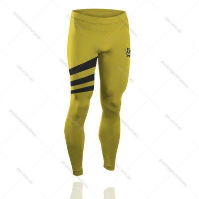 L1-M Full-Custom Sublimation Full Length Sports Compression Leggings - X Series Elite