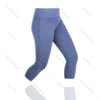 L2-K Kids Full-Custom Sublimation 3/4 Sports Compression Pants - X Series Elite