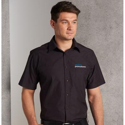 M7001 Nano' Wrinkle, Stain & Odour Resistant Business Shirts - Benchmark Range