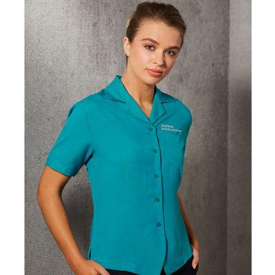 M8614S Short Sleeve Business Shirts