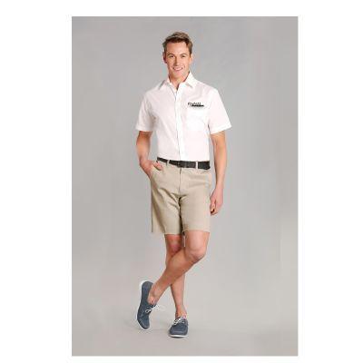 M9361 Chino Dress Shorts With Stretch - Benchmark Range