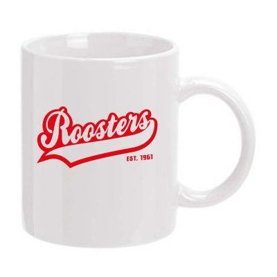 MG7168W 300ml White Can Printed Coffee Mugs