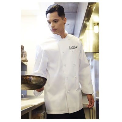 MICC Newport Executive Cafe Chefs Jackets
