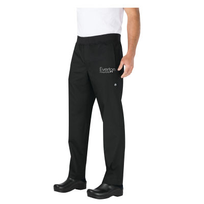 PBN01 Lightweight Branded Chefs Pants