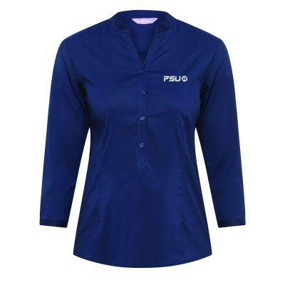 PCKS401 Ladies Pierre Cardin 3/4 Sleeve Blouses