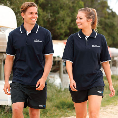 PS05 Macquarie Embroidered Polo Shirts