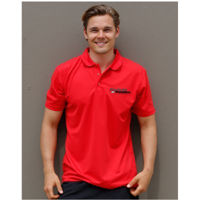 PS81 Verve CoolDry Branded Polos