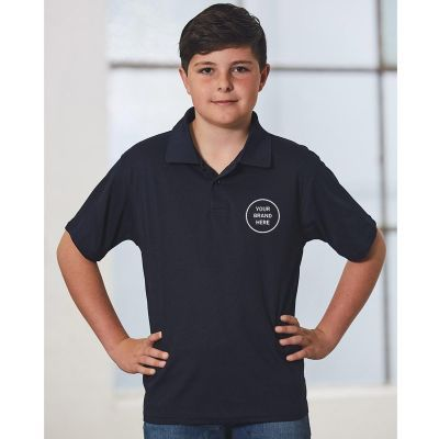 PS81K Kids Verve CoolDry Uniform Polos