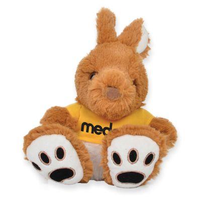 PT101 Kangaroo Printed Stuffed Toys