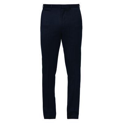PT922 Pierre Cardin Ink Wool Blend Dress Pants