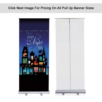 PB Pull Up Banners