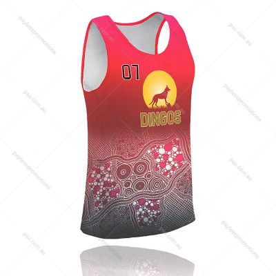 S1-K+RUN Kids Full-Custom Athletics, Running & Event Singlets - S Series