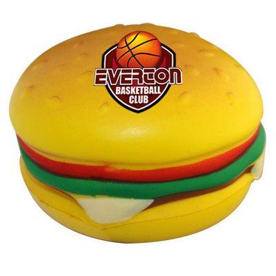 S113 Hamburger Promotional Food Stress Balls