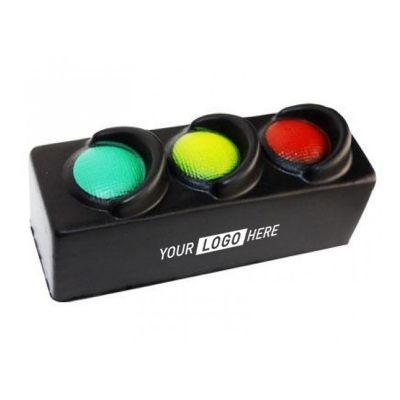S177 Traffic Light Promotional Trades Stress Balls