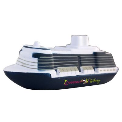 S198 Cruise Ship Promotional Transport Stress Balls