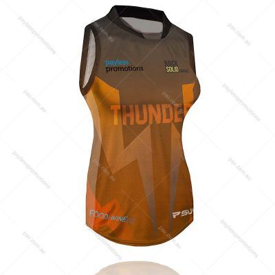 BJ6-L Ladies Full-Custom Sleeveless Baseball & Softball Jerseys - X Series Elite
