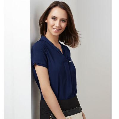 S628LS Short Sleeve Madison Business Shirts