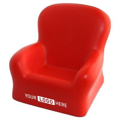 S98 Chair Red Branded Household Stress Balls