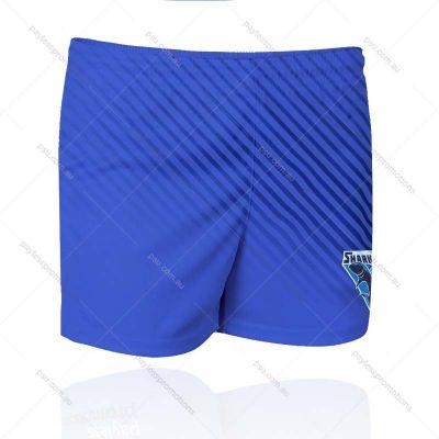 AS1-K Kids Full-Custom AFL Team Shorts