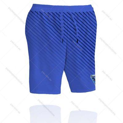SS1-L Ladies Full-Custom Soccer Team Shorts - S Series