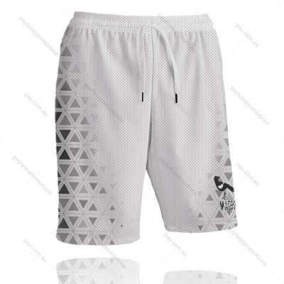 SH2-K+HOC Kids Full-Custom Long Hockey Shorts - S Series