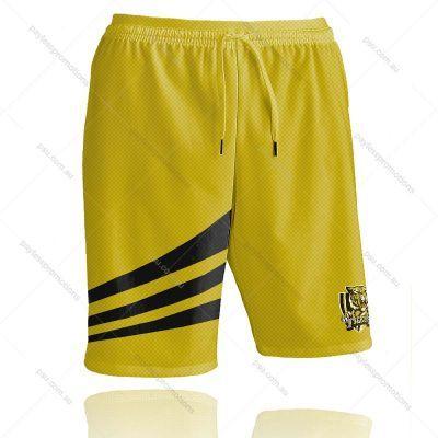 SS1-K Kids Full-Custom Soccer Shorts - S Series