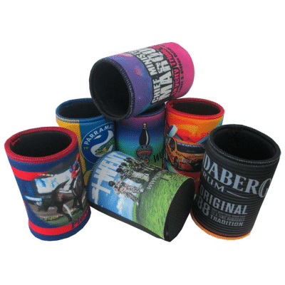 EWS29 Deluxe Stubby Holders - Full Photo Print (Made Local & Fast)