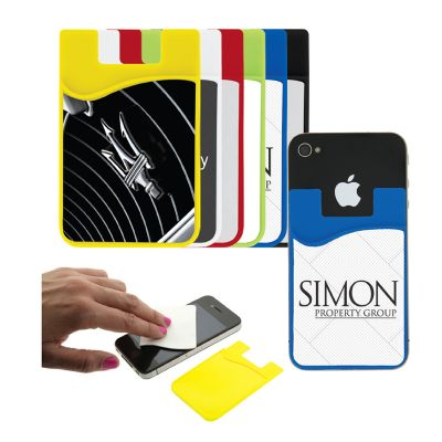 T556 2-In-1 Smart Advertising Phone Wallets