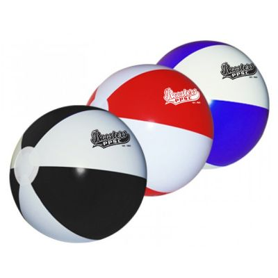T24 Large Personalised Beach Balls