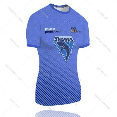SJ1-L Ladies Full-Custom Soccer Jerseys - S Series