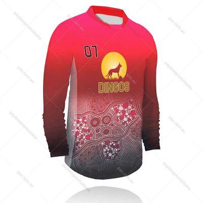 GJ1-M Full-Custom Goalie Long Sleeve Soccer Jerseys - X Series Elite