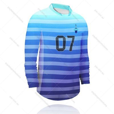 TS6-K+FISH Kids Full-Custom Long Sleeve Fishing Shirts - X Series Elite