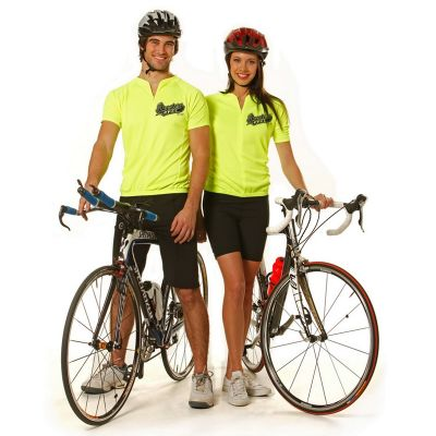 TS89 Unisex CoolDry Mesh Cycling Jerseys
